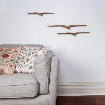 Wanddekoration - Albatros Gruppe