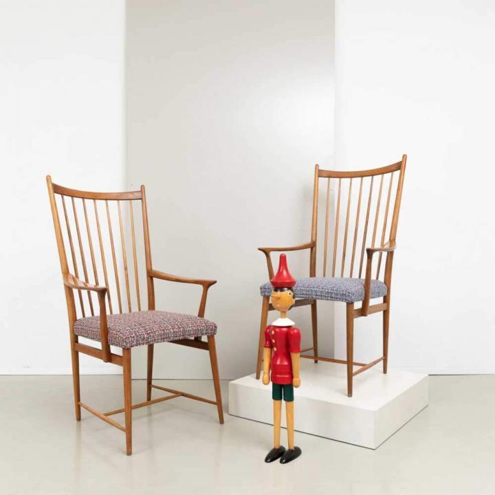 1950er Jahre Armlehnen-Stühle