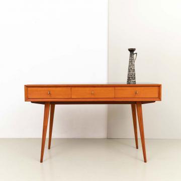Helmut Magg Schreibtisch - Konsolen-Tisch - 50er Jahre