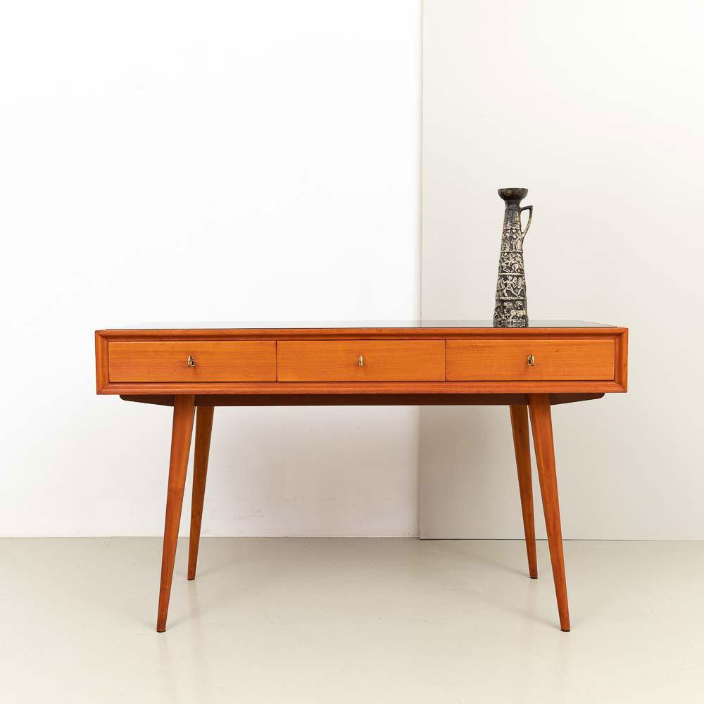 Helmut Magg Schreibtisch – Konsolen-Tisch – 50er Jahre