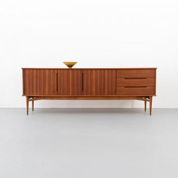 Mid-century Teak Sideboard, Modell Fredericia