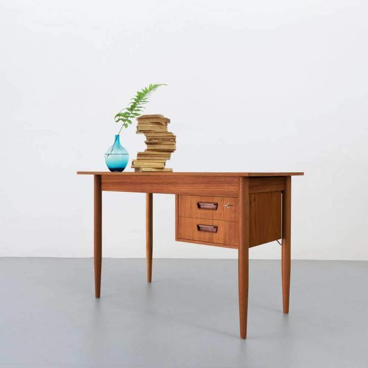 Gunnar Nielsen Tibergaard Schreibtisch, 60er Jahre