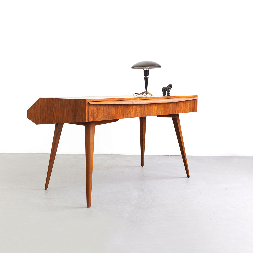 Schreibtisch, Mid-century Modern, ickestore