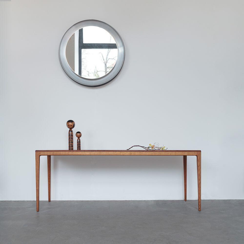 Wilkhahn Teak Tisch, 50er Jahre, ickestore