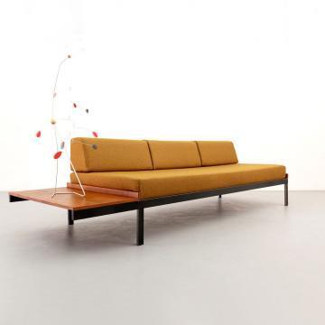 60er Jahre Sofa, Daybed, ickestore