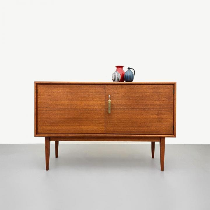 Teak Sideboard WK Möbel Mid-century modern